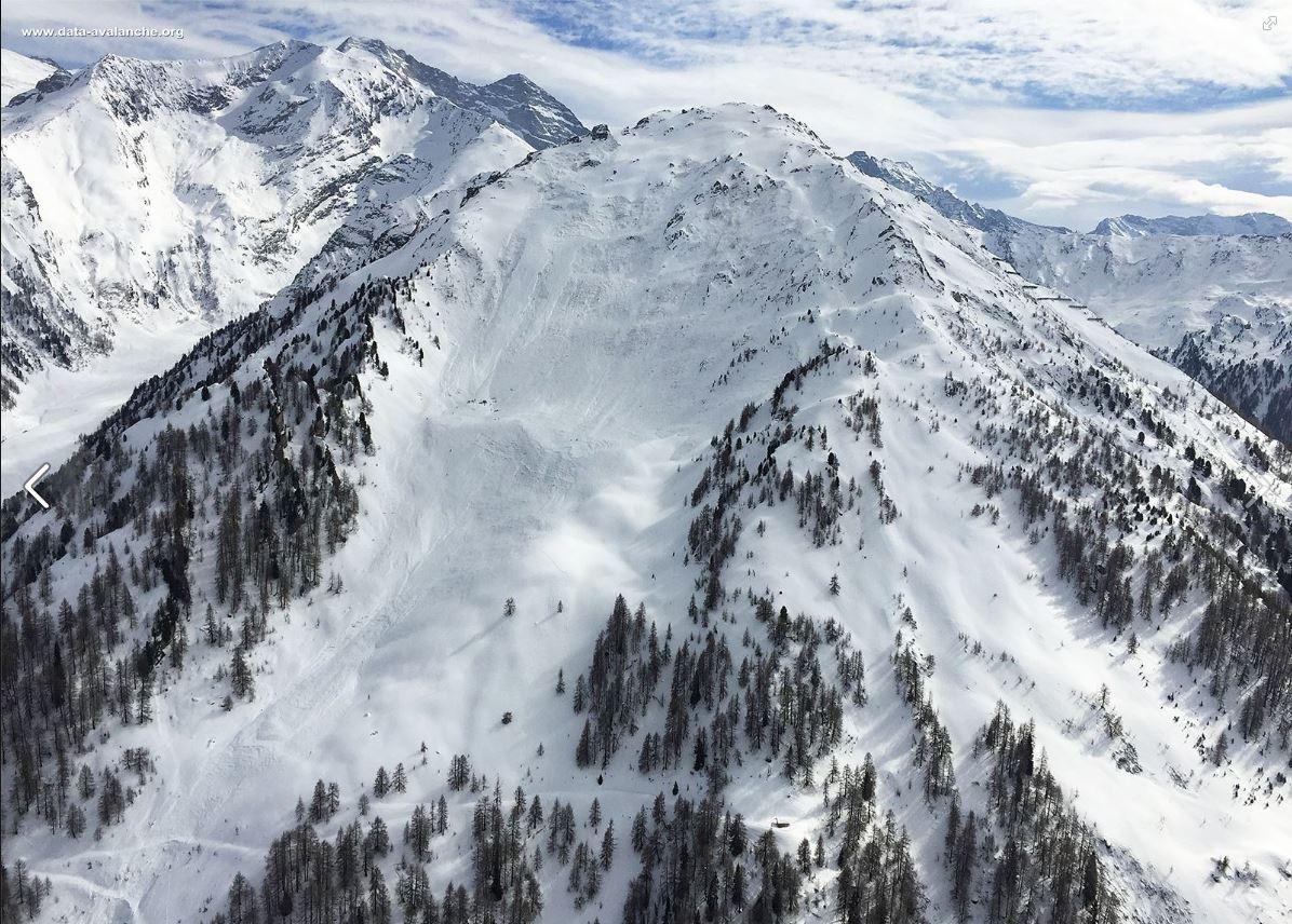 Avalanche Tyrol, secteur Jochgrubenkopf - Photo 1