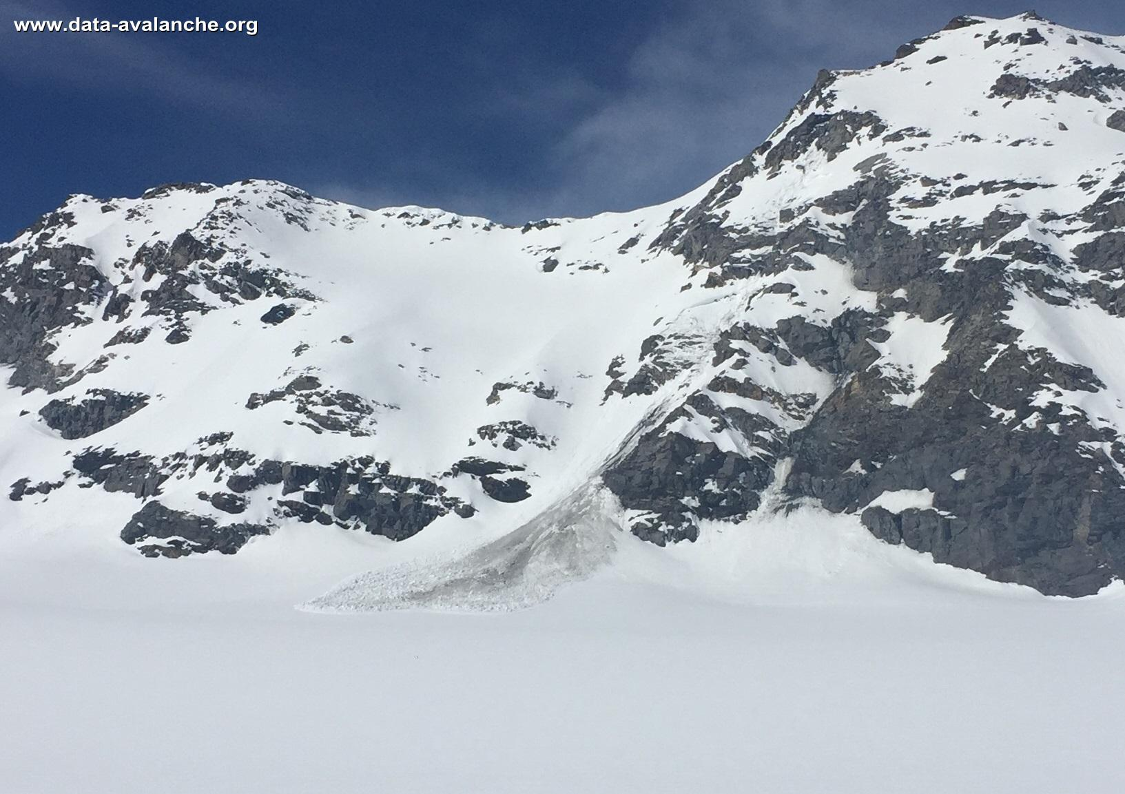Avalanche Vanoise, secteur Pointe du Bouchet - Photo 1