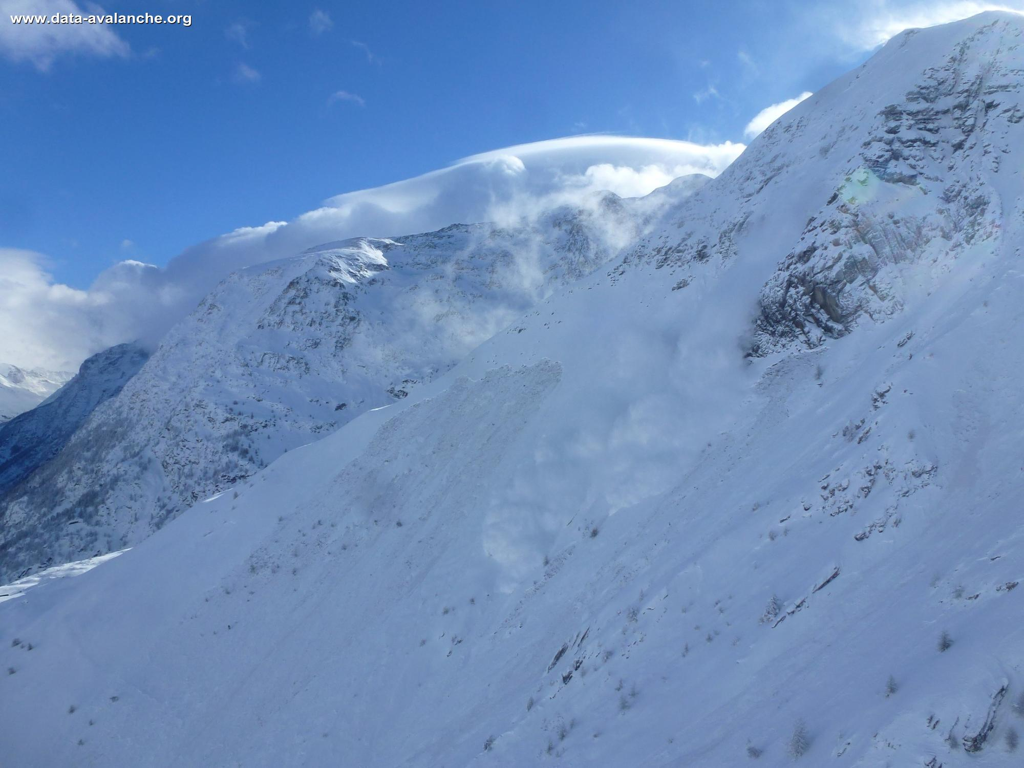 Avalanche Oisans, secteur Lac du Chambon, RS 1091 - Photo 1