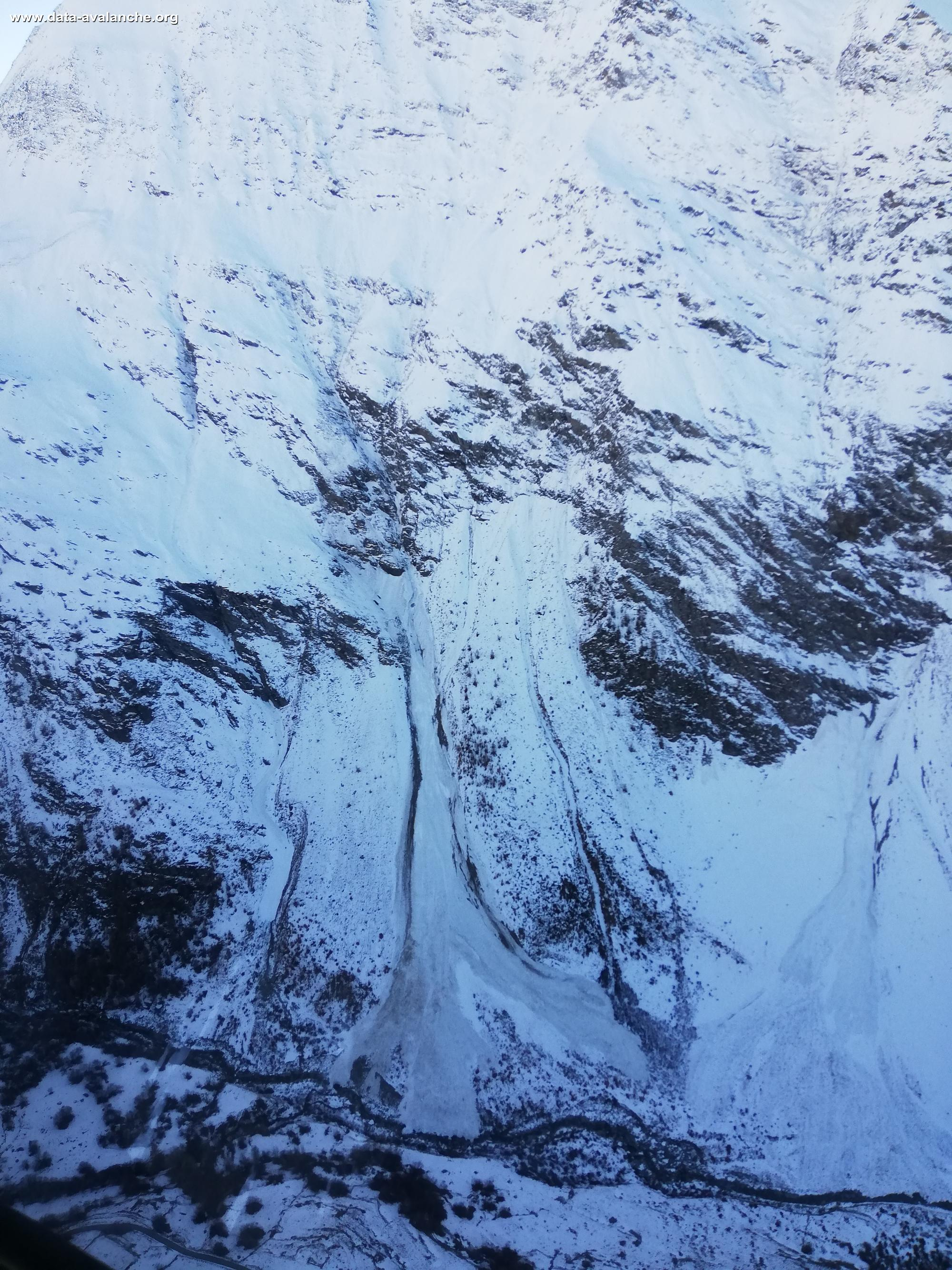Avalanche Haute Maurienne - Photo 1