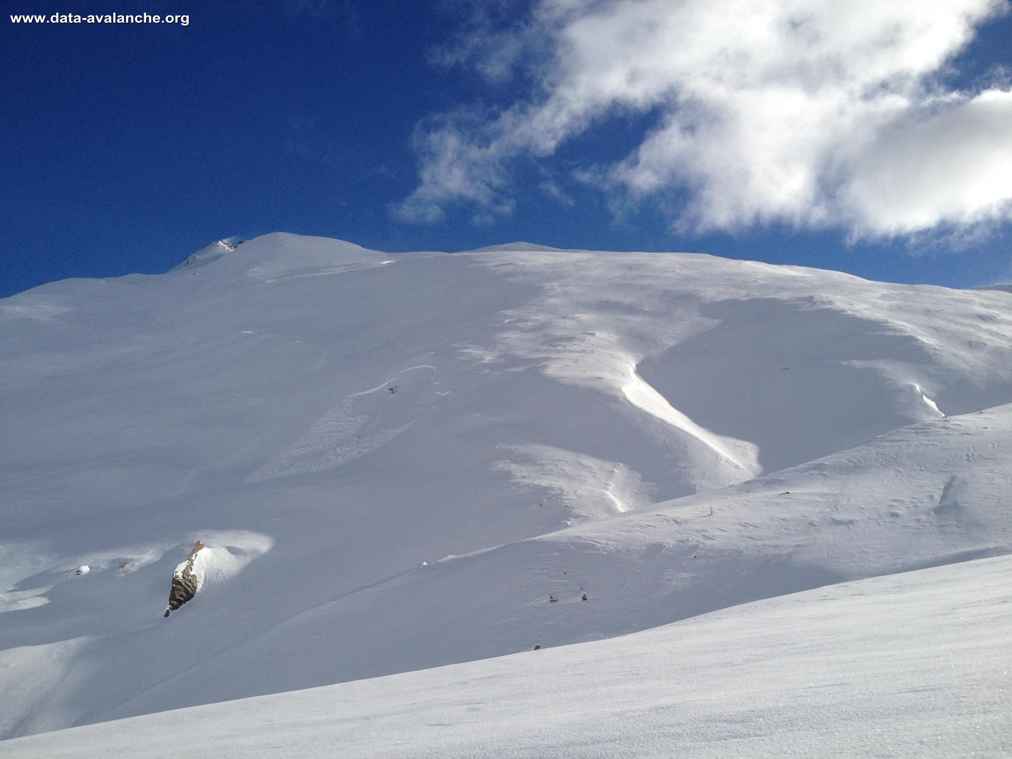 Avalanche Queyras - Photo 1 - © Matthieu Chaney