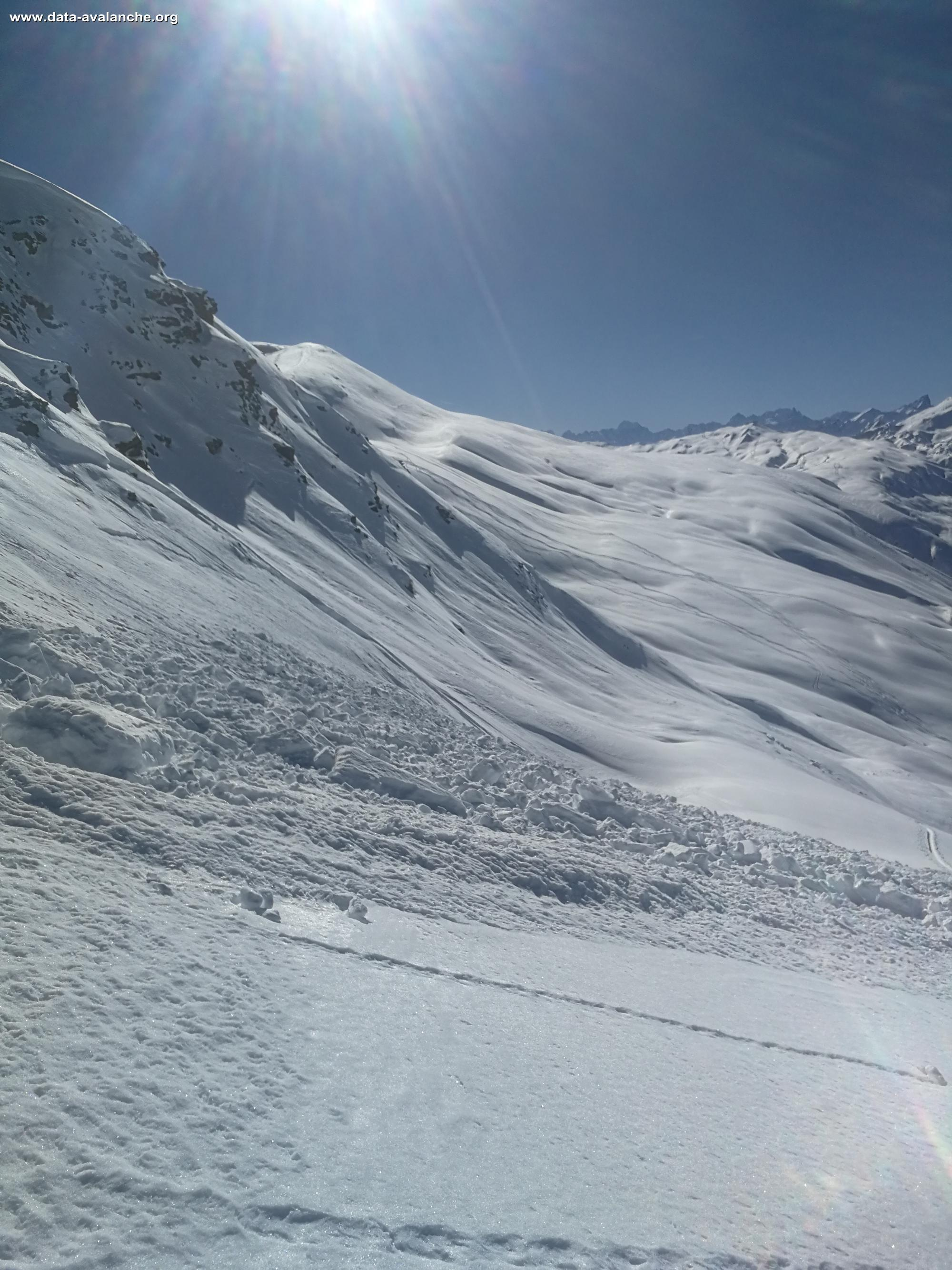 Avalanche Vanoise, secteur Gefriand, Emcombres - Photo 1