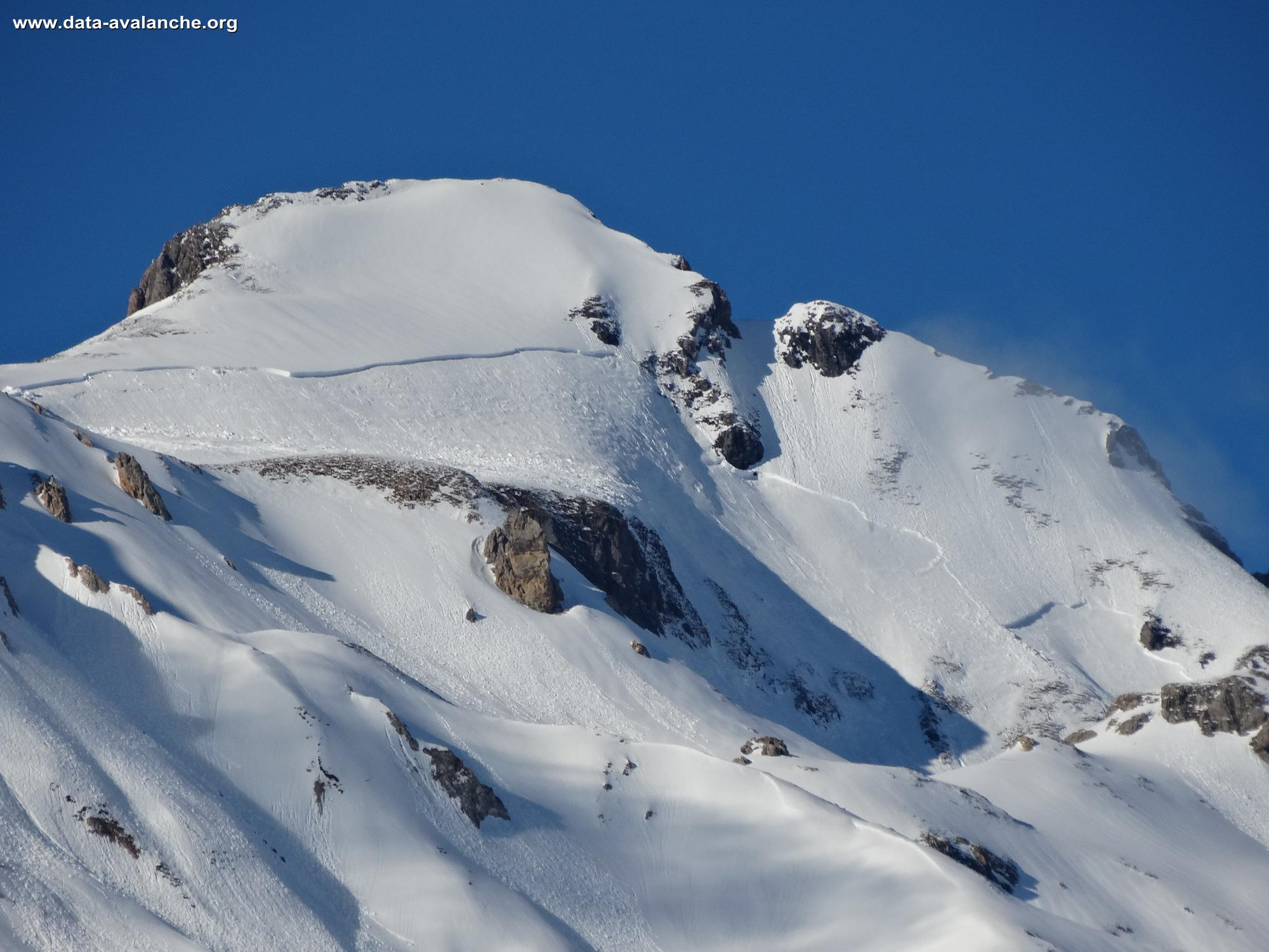 Avalanche Maurienne - Photo 1 - © Bertrand