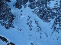 Avalanche Mont Thabor, secteur Grand Argentier - Photo 3
