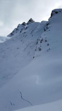 Avalanche Haute Maurienne, secteur Belle Plinier, Rocher de la Dame - Photo 5
