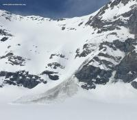 Avalanche Vanoise, secteur Pointe du Bouchet - Photo 2