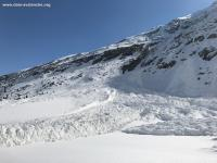 Avalanche Haute Maurienne, secteur Pointe du Petit Vallon - Photo 8