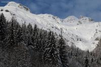 Avalanche Grandes Rousses, secteur Vaujany, RD 43A - Photo 4