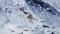 Avalanche Vanoise, Plan des mains - Photo 2