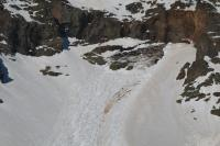 Avalanche Oisans, secteur Pic de Combeynot - Photo 3