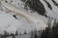 Avalanche Oisans, secteur Pic de Combeynot - Photo 5