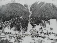 Avalanche Belledonne, secteur Pointe du Sifflet, Ruisseau des villages - Photo 5 - © Coubat Grégory