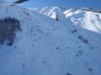 Avalanche Maurienne, secteur Casse Massion, Hors piste de Messolard - Photo 2