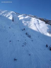 Avalanche Maurienne, secteur Casse Massion, Hors piste de Messolard - Photo 3