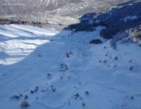 Avalanche Maurienne, secteur Casse Massion, Hors piste de Messolard - Photo 6