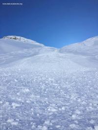 Avalanche Haute Tarentaise, Vallonnets - Photo 2