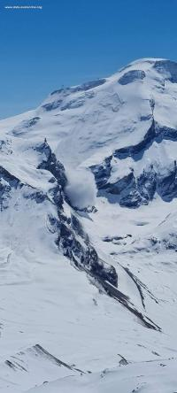 Avalanche Vanoise, secteur Grande Motte, Face Nord Grande Motte - Photo 5 - © Emeric PULCHERIE